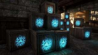 В The Elder Scrolls Online добавят ящики с рандомным лутом