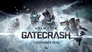 Обновление Gatecrash добавит в EVE: Valkyrie редактор персонажей и новую карту