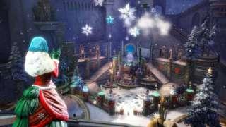 Новогодние праздники придут в Guild Wars 2 13 декабря