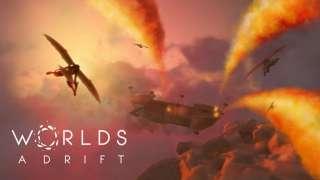 Тестирование альфы 5.0 Worlds Adrift начнётся в понедельник