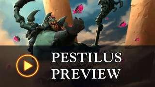 Обзор персонажа Pestilus из Battlerite