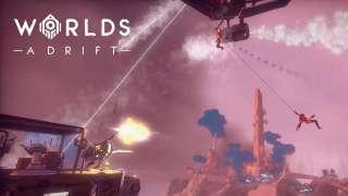 Новый трейлер Worlds Adrift — «Remnants».