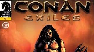 Комикс по Conan Exiles и система рабства на стриме
