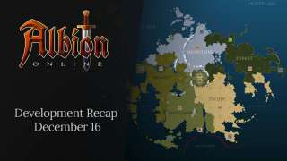 Разработчики Albion Online рассказали о работе над миром