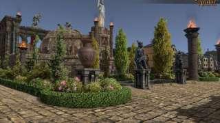 Скриншоты города Xenos в Shroud of the Avatar