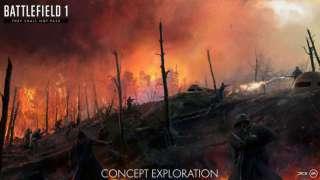 Концепт-арты и подробности DLC They Shall Not Pass для Battlefield 1