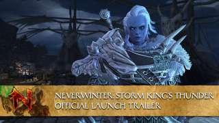 Обновление Sea of Moving Ice для Neverwinter выйдет на консоли 17 января