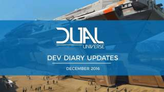 Последний дневник разработчиков Dual Universe в этом году