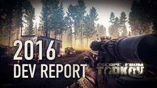 Разработчики Escape From Tarkov подвели итоги года