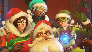 Игрокам Overwatch выдали пять праздничных контейнеров