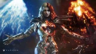 Серафима - новый герой в Paragon