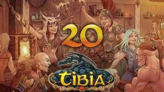 Tibia отмечает 20-летие