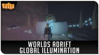 Глобальное освещение в Worlds Adrift