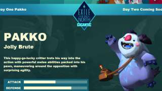 В Gigantic вместе с новым обновлением добавят героя Pakko