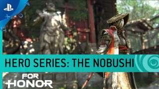 В новом трейлере For Honor показали героя Nobushi