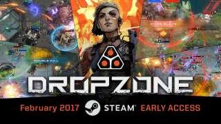 Трейлер Dropzone в преддверии запуска раннего доступа