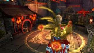 Празднование китайского Нового года в Guild Wars 2