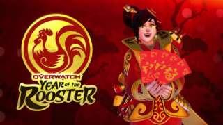 Blizzard анонсировала событие «Год петуха» для Overwatch