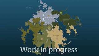 Новый королевский континент в Albion Online