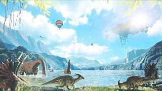 Технологии ARK Park, динозавры и окружающий мир