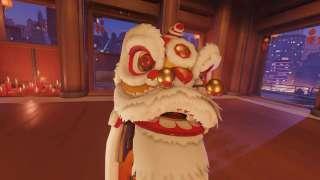 Трейлер Китайского Нового года в Overwatch и детали обновления