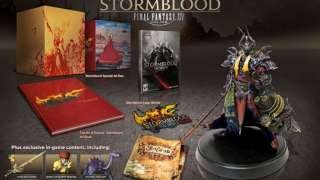 Содержимое предзаказа DLC Stormblood для Final Fantasy XIV