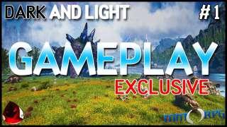 23 минуты геймплея Dark And Light