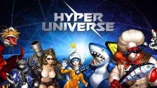 Анонс западной версии Hyper Universe