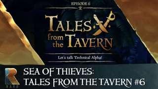 Разработчики Sea of Thieves рассказали о технической альфе