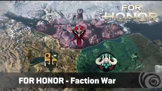 Вариации карт и Война фракций в For Honor