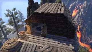 Игрок The Elder Scrolls Online построил дом из украшений