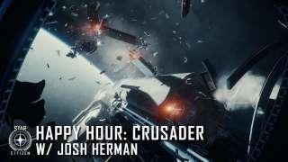 Последний выпуск Happy Hour Star Citizen посвящён кастомизации персонажей