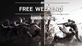 Бесплатные выходные в Rainbow Six: Siege