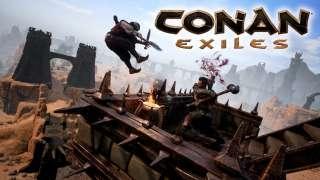 Conan Exiles вышла в раннем доступе Steam
