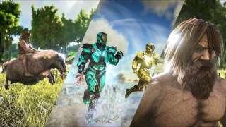 В Ark: Survival Evolved добавили высокие технологии