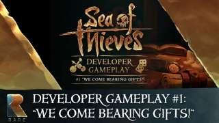 Восемь минут геймплея Sea of Thieves от разработчиков