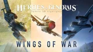 Обновление Wings of War для Heroes & Generals упрощает управление самолётами