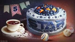 Star Conflict отмечает пятый день рождения