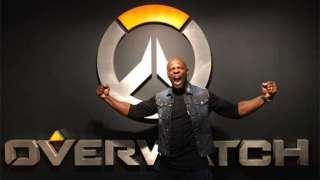 Терри Крюс озвучил Кулака Смерти из Overwatch в рекламном ролике