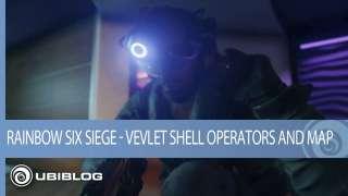 Новые оперативники Rainbow Six: Siege в действии