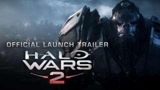 Трейлер к выходу Halo Wars 2