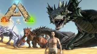 ARK: Survival Evolved стала самой продаваемой игрой января на PS4