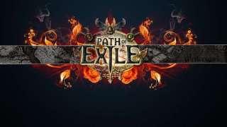 Две страницы из артбука Path of Exile