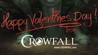 Валентинки от Crowfall
