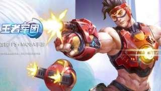 В Китае появился еще один мобильный клон Overwatch