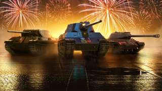 Игроки World of Tanks получат подарки в честь трёхлетия консольной версии