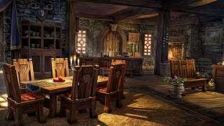 Крафт мебели в The Elder Scrolls Online