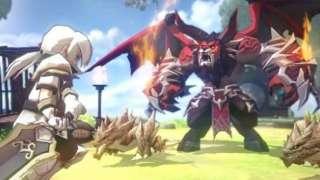 MMORPG во вселенной Summoners War выйдет лишь в 2018 году
