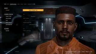 Разработчики Elite Dangerous показали новый редактор персонажей