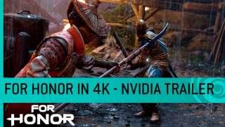 Геймплейный трейлер For Honor в разрешении 4K